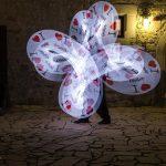 Diósgyőri vár-Szerelmesek Éjszakája Tűzzsonglőr Műsor 2019