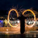 Marso partnertalálkozó, Avalon Park, Miskolc, Tűzzsonglőr Műsor 2019