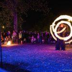 Budapest Kürtöskalács Fesztivál 2017 - Tűzzsonglőr bemutató