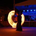 Debrecen, Mangalica Fesztivál, Tűzzsonglőr Műsor 2015