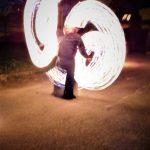 Eger, Születésnap, Tűzzsonglőr Műsor, 2017