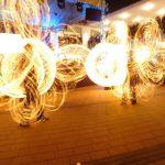 Velencei Karnevál, Tűzzsonglőr Műsor 2016