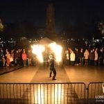 Budapest, Mangalica Fesztivál, Tűzzsonglőr Műsor 2014