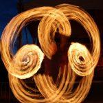 Debrecen, Mangalica Fesztivál, Tűzzsonglőr Bemutató 2014