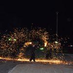 Mátraháza, Szilveszter, Lifestyle Hotel, Tűzzsonglőr Műsor 2014