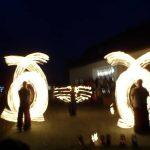 Nagyhalász, Adventi Ünnep, Tűzzsonglőr Műsor 2013
