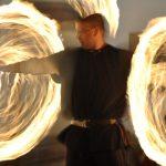 Váci, Világi Vigadalom, Tűzzsonglőr Műsor 2012